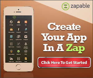 Zapable official page